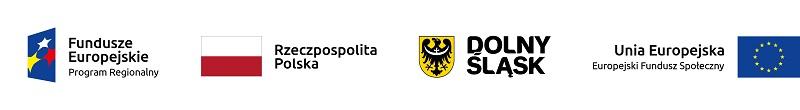 Projekt dofinansowany z Europejskiego Funduszu Społecznego w ramach Regionalnego Programu Operacyjnego Województwa Dolnośląskiego na lata 2014-2020.